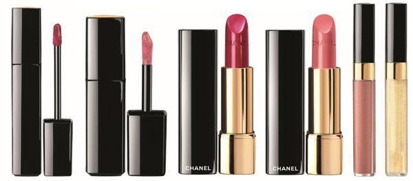 Косметика Les Scintillances de Chanel Holiday 2011
