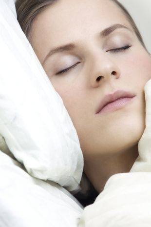 Сон помогает... похудеть