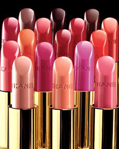 Косметика Chanel Rouge Allure на осень