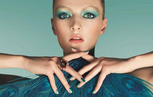Dior Bird of Paradise - коллекция косметики на лето 2013