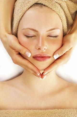 Массаж лица - как сделать кожу более упругой