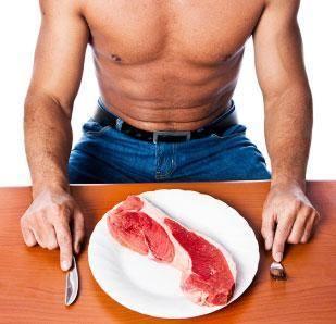 Как помочь своему МЧ с набором веса