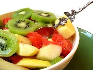 Содержание витаминов в пище