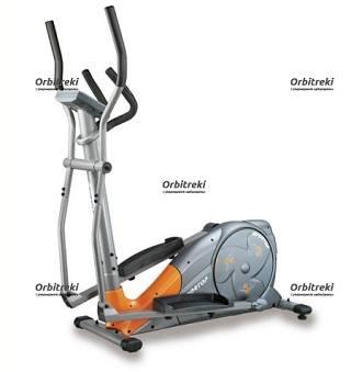 Орбитрек sportop - финес-разрядка, или простые упражнения
