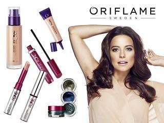 Новая декоративная косметика от Oriflame