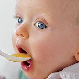 Десерты для малышей от года до двух