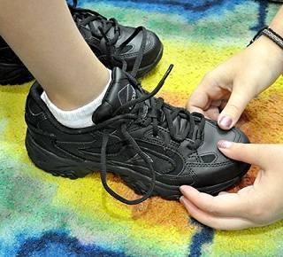 Детская спортивная обувь для всех возрастов